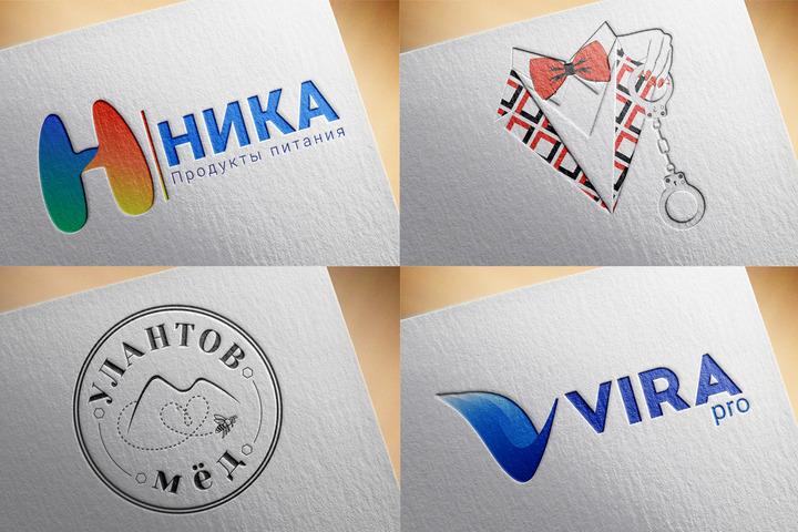Разработаю РАБОТАЮЩИЙ логотип - 1010553