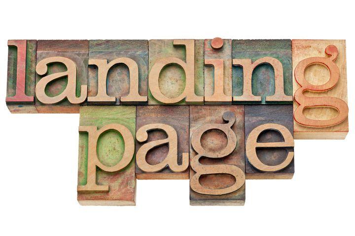 Создание landing-page - 1013927