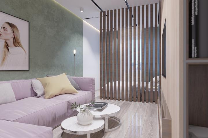 Дизайн проект интерьера жилого или общественного интерьера - 1018812