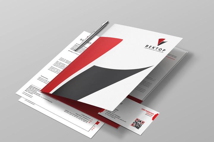Создание фирменного стиля flat | minimal | material design - 1023878
