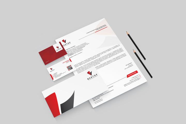 Создание фирменного стиля flat | minimal | material design - 1023915