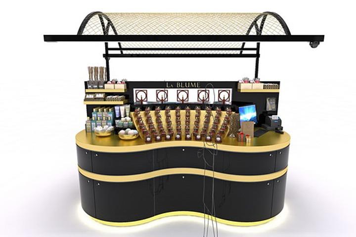 3D моделирование торгового оборудования - 1028496