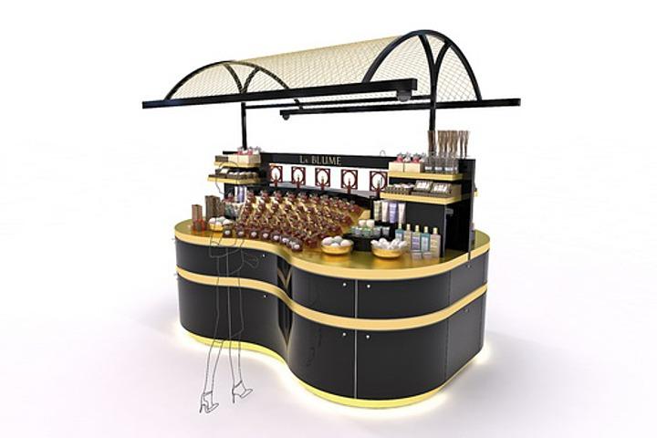 3D моделирование торгового оборудования - 1028497