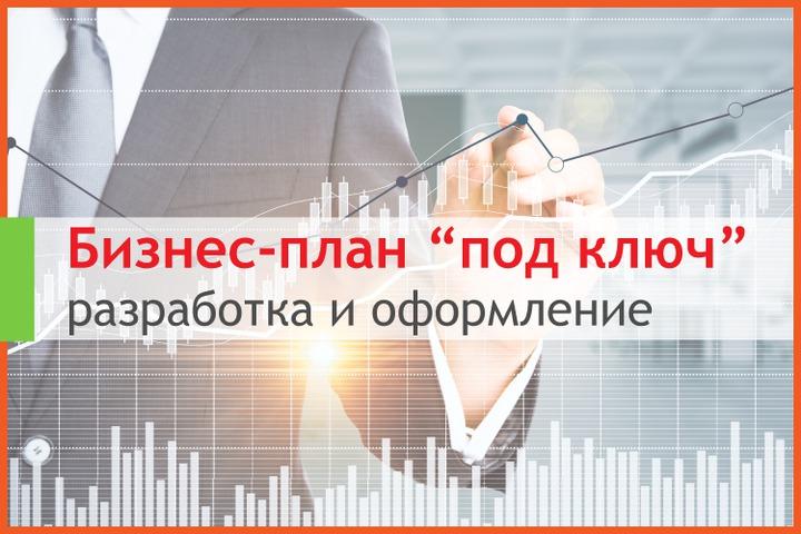 Бизнес-план/Оценка проекта под ключ - 1031058