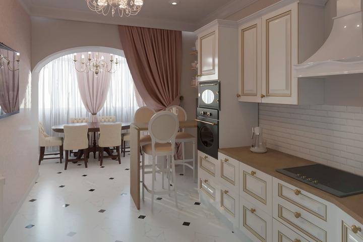 Дизайн квартиры - 1042956