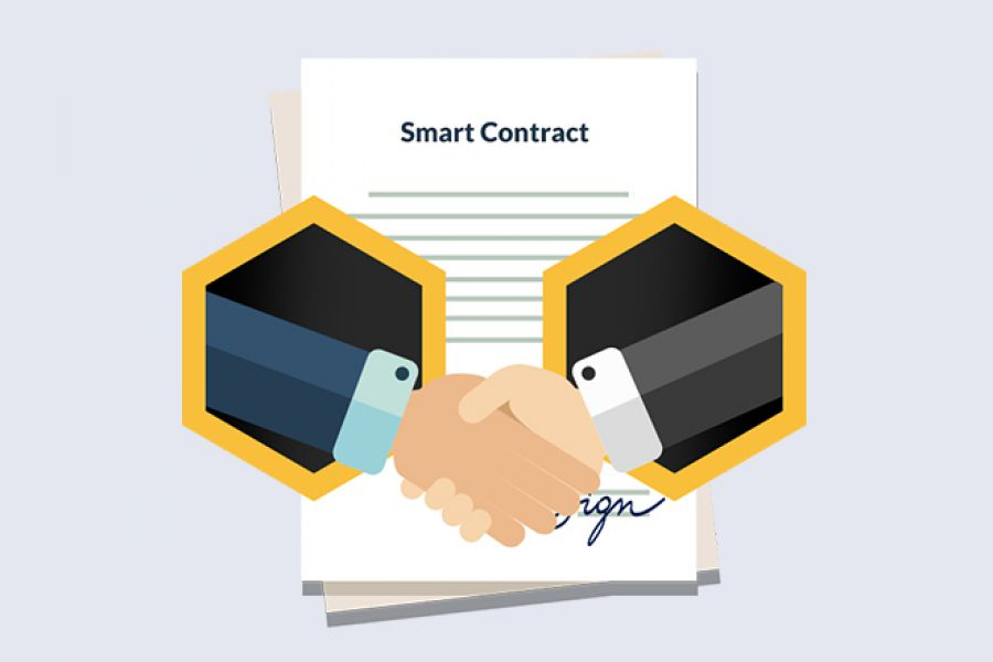 Смарт-контракт Ethereum на solidity 50 000 руб. 7 дней.