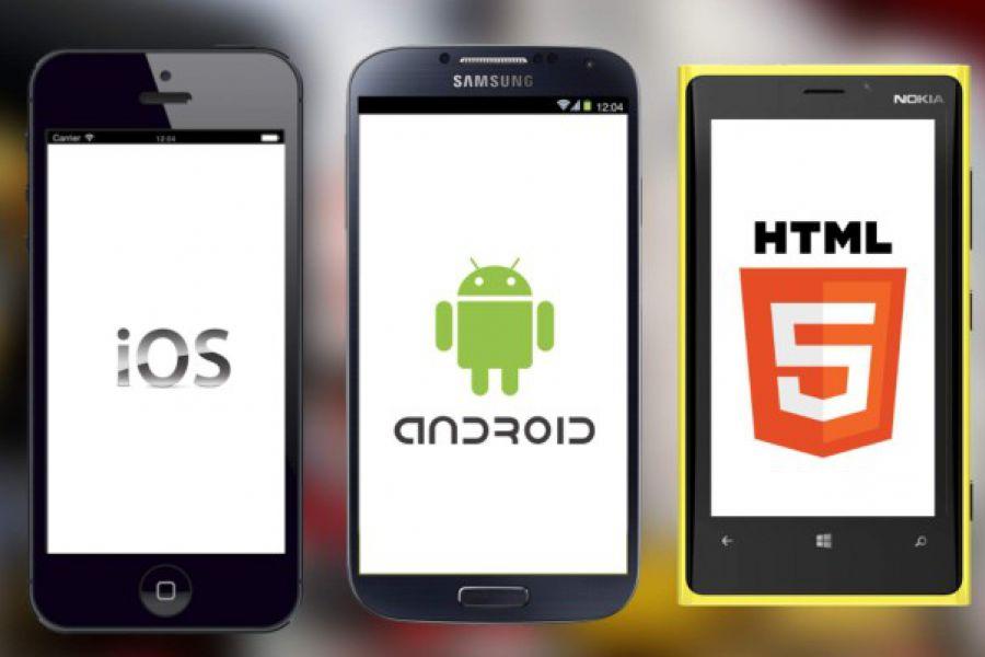 Разработка мобильных приложений 100 000 руб. за 30 дней.