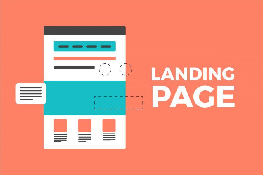 Верстка Landing Page 2 000 руб. за 2 дня.