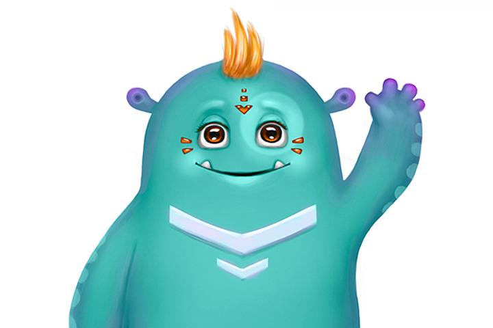 Разработка фирменного персонажа (маскота) - 1068384