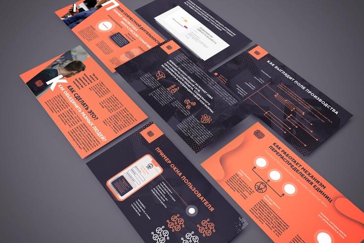 Презентация любой сложности, текст, фирменный стиль презентации. Power Point/PDF - 1069936
