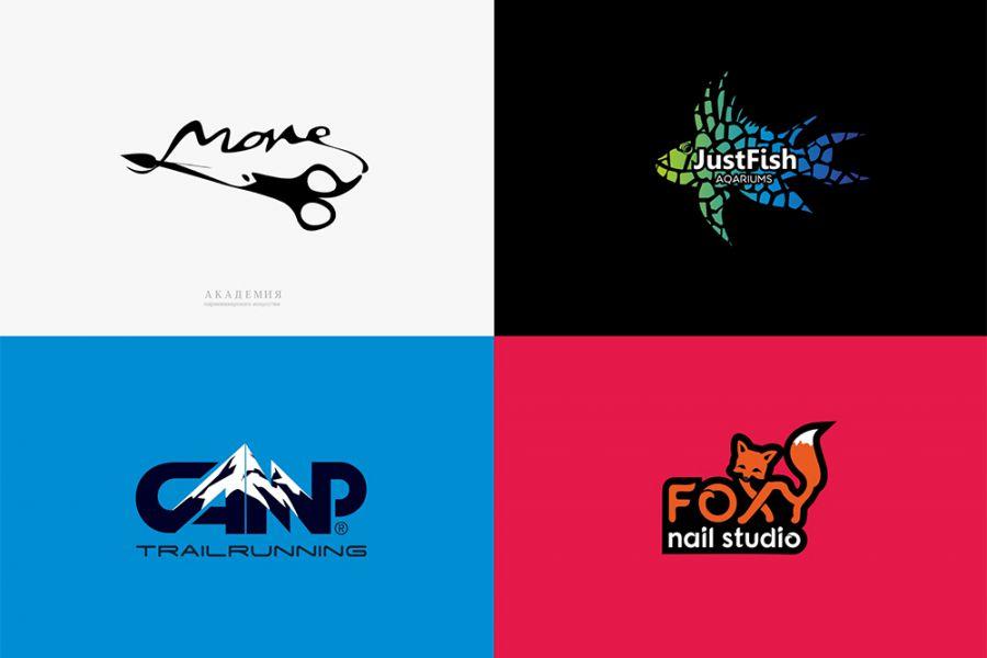 Разработка логотипа 10 000 руб. за 7 дней.