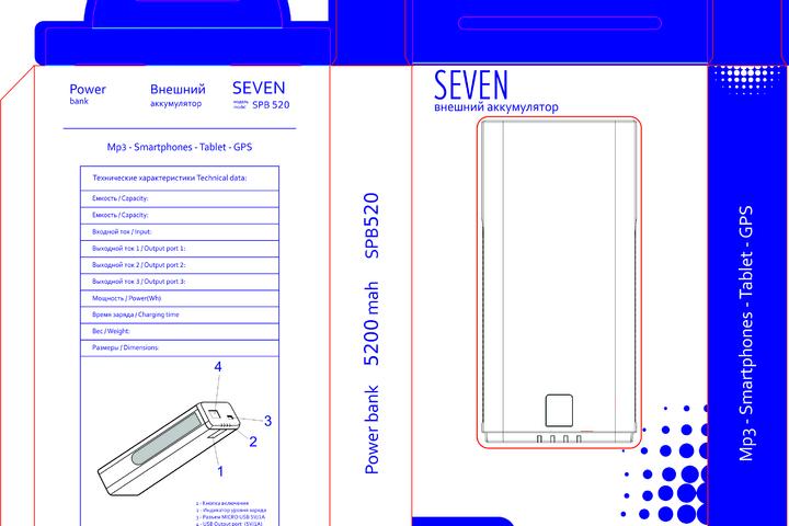 Вырубки эксклюзивных упаковок. Дизайн упаковки. - 1081046