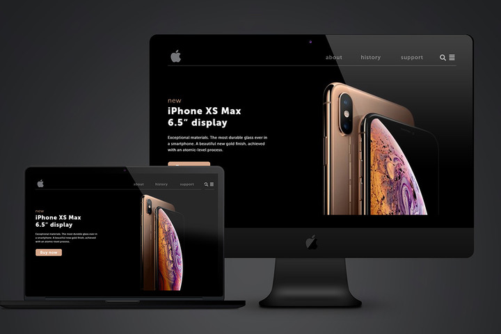 Редизайн сайта - современная стилистика- - 1088410