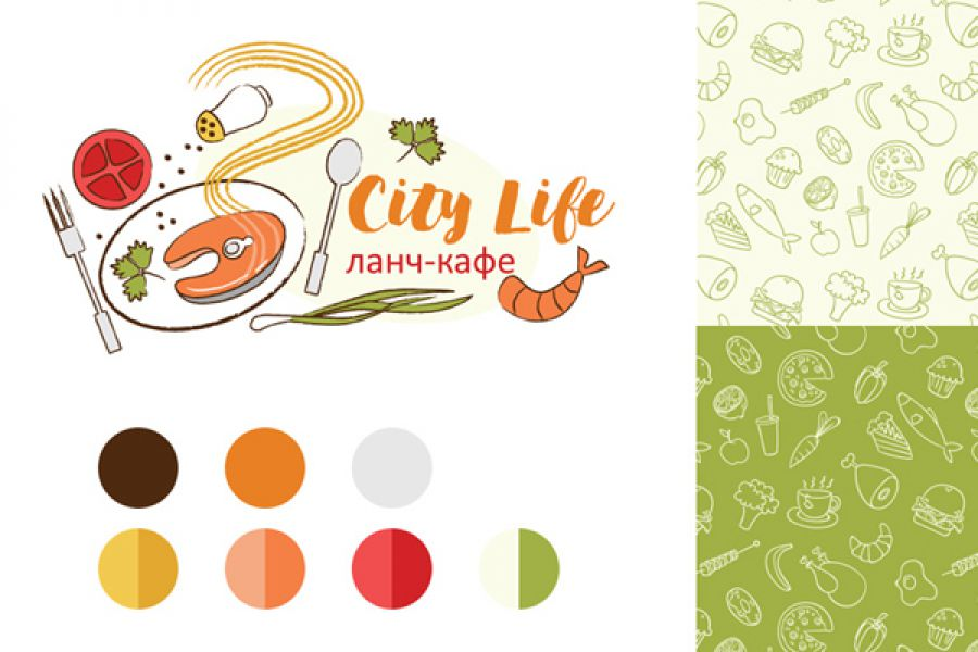 Логотип и фирменный стиль 10 000 руб. 7 дней.