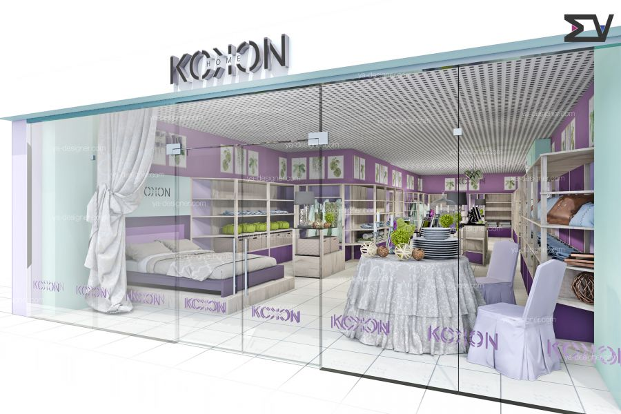 Дизайн проект входной группы, витрин, фасада торгового/развлекательног помещения 19 500 руб. 7 дней.