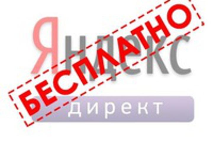 Бесплатное ведение кампании в Яндекс Директ - 1095317