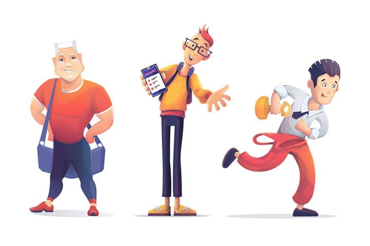 Создание 2D-персонажа - 1126739