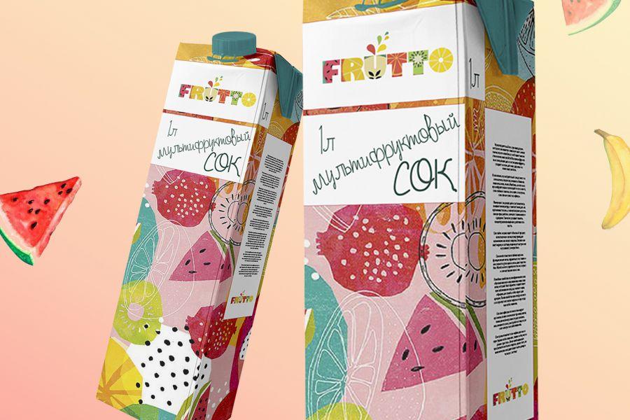 Упаковка/этикетка, выделяющая Ваш товар в рядах конкурентов 4 000 руб. за 4 дня.