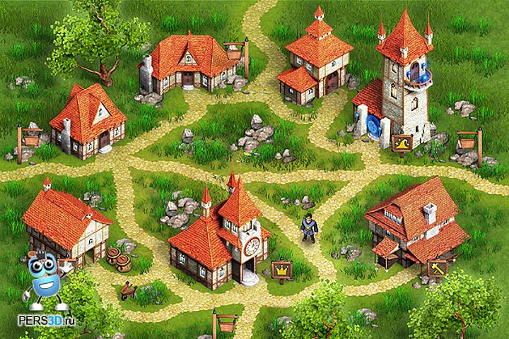 Создание игровых локаций на заказ - 1149113