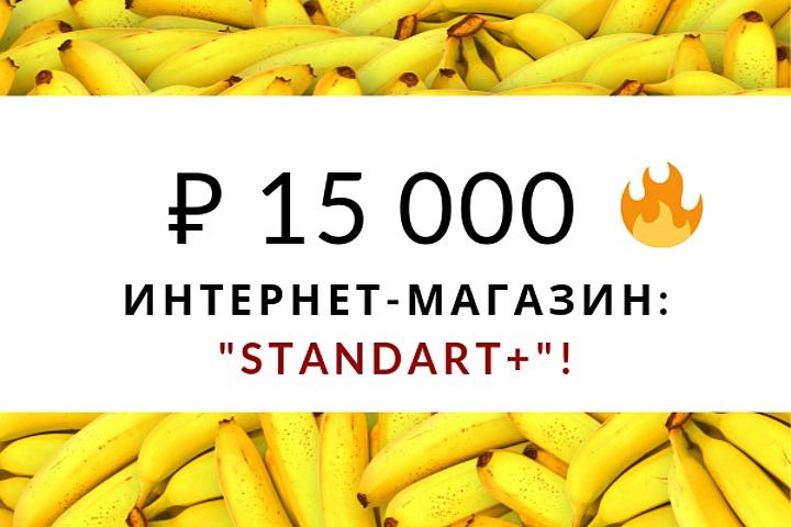 "Интернет-магазин ""Standart +"" - 1159724"