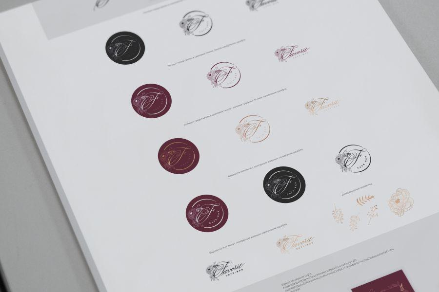 рукописный каллиграфический логотип 5 000 руб. за 7 дней.