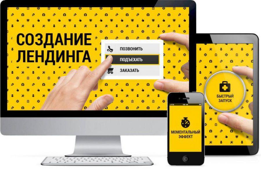 Создание лэндингов сайт яндекс что такое поведенческий фактор