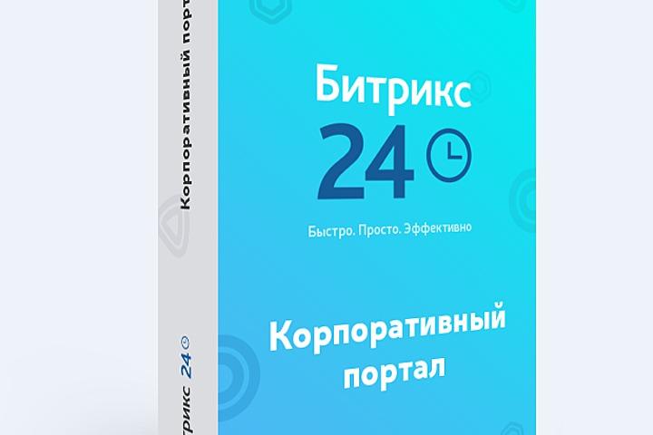 Внедрение Битрикс24 коробочной версии - 1175445