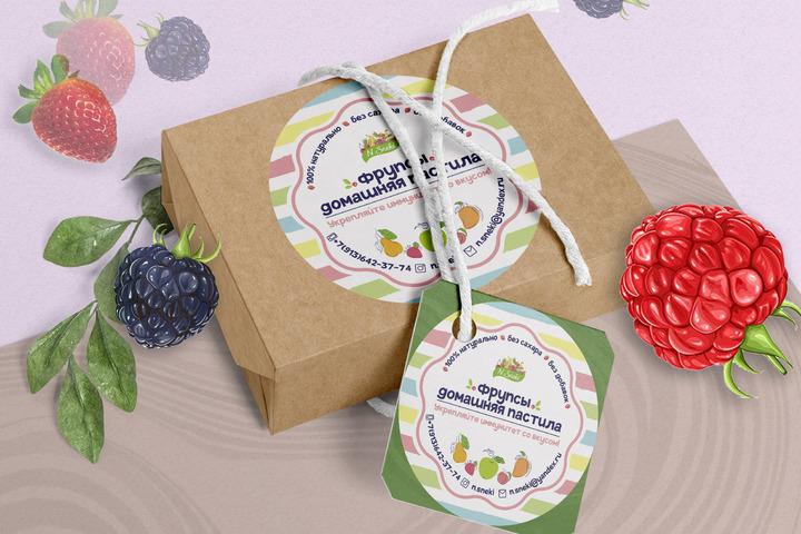 Упаковка/этикетка, выделяющая Ваш товар в рядах конкурентов - 1177162