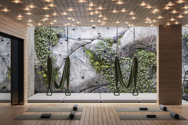 Дизайн общественных пространств: кафе, салоны, магазины, йога-студии и т.д. - 1180737