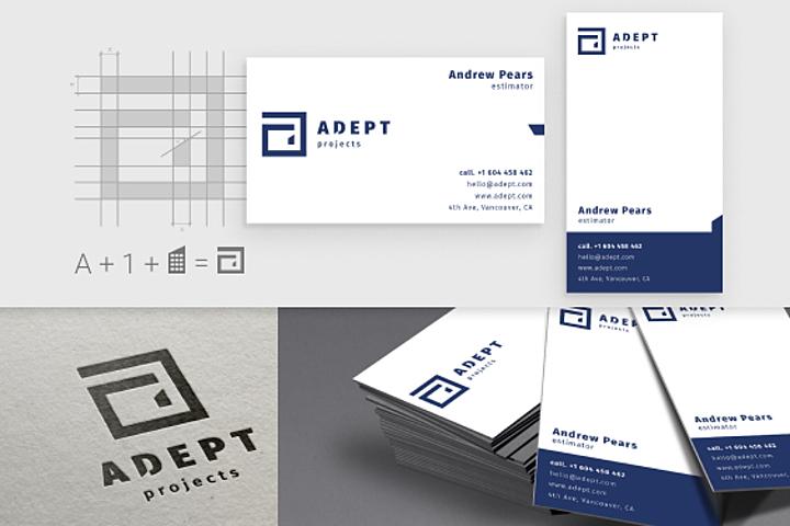 Логотип, фирменный стиль, полиграфия - 1183007