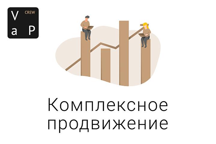Настройка Яндекс Директ + Лендинг пейдж = 9 000 руб. - 1208958