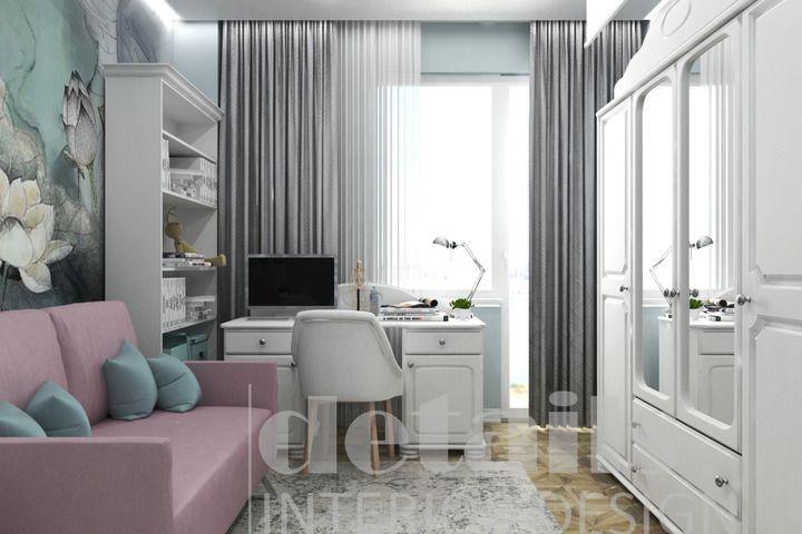 Полный дизайн проект интерьера - 1219376