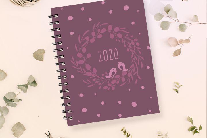 Дизайн ежедневника - 1222931