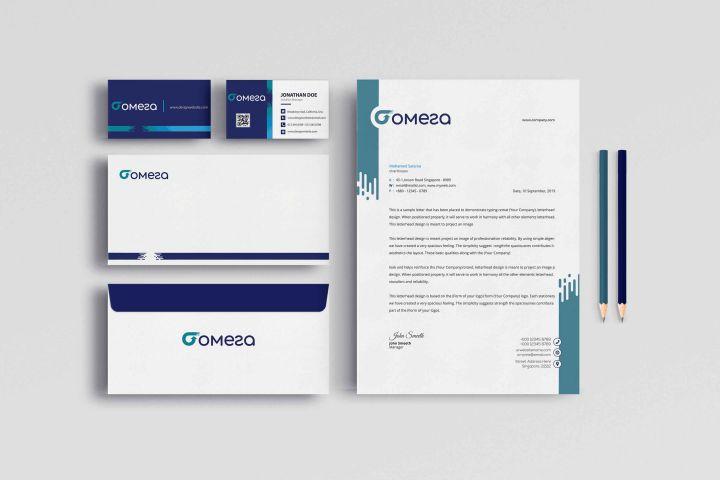 Разработка логотипа и фирменного стиля - 1225610