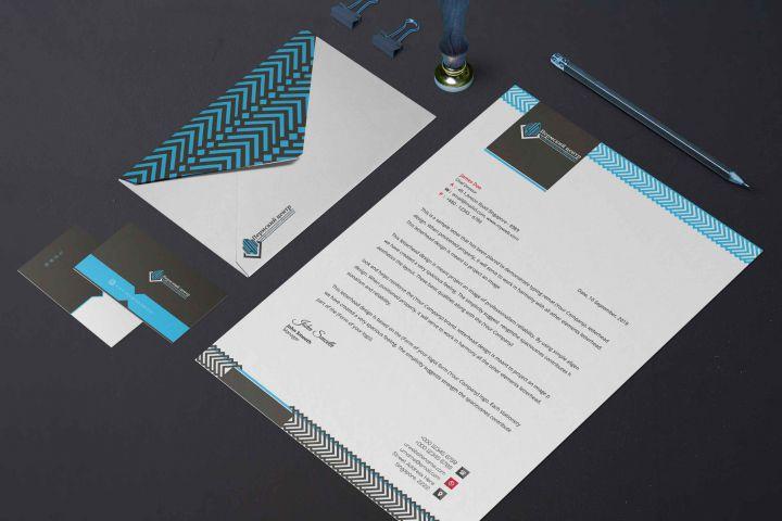 Разработка логотипа и фирменного стиля - 1225611