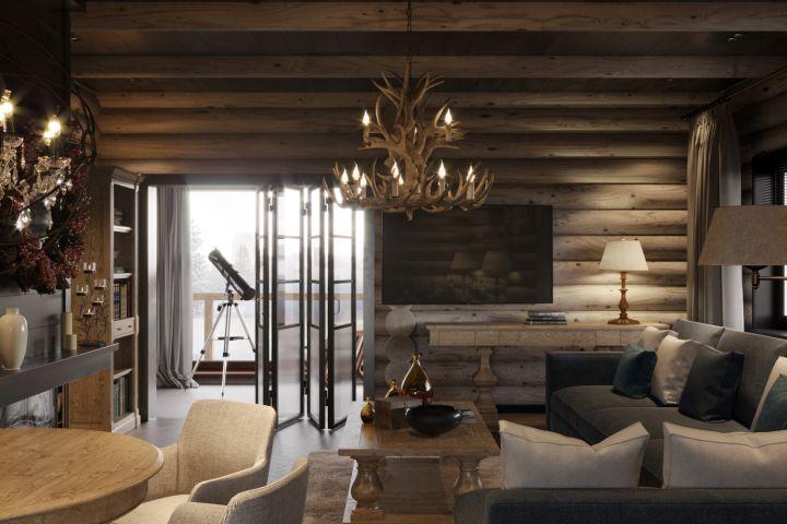Дизайн квартиры до 60 кв. м. - 1225871