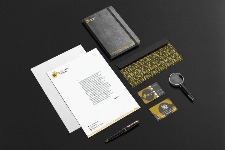 Разработка логотипа и фирменного стиля - 1227016