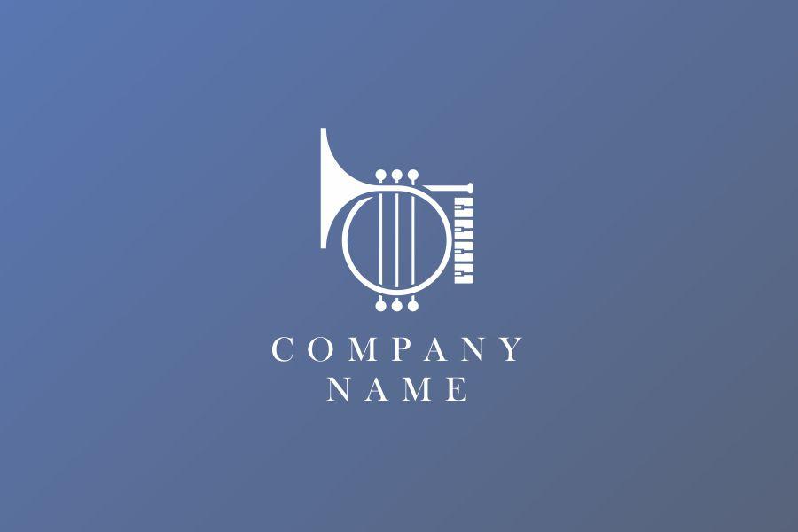 Продаю: Музыкальный логотип