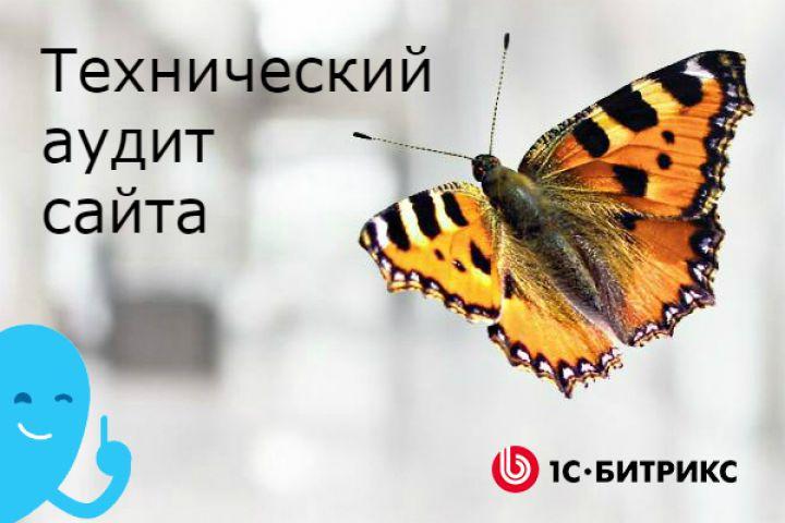 Технический аудит сайта Битрикс - 1250550