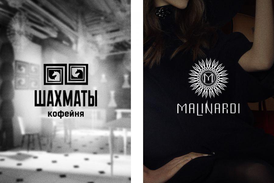 Нейминг! Логотипы! Фирменные стили! 14 900 руб. за 5 дней.