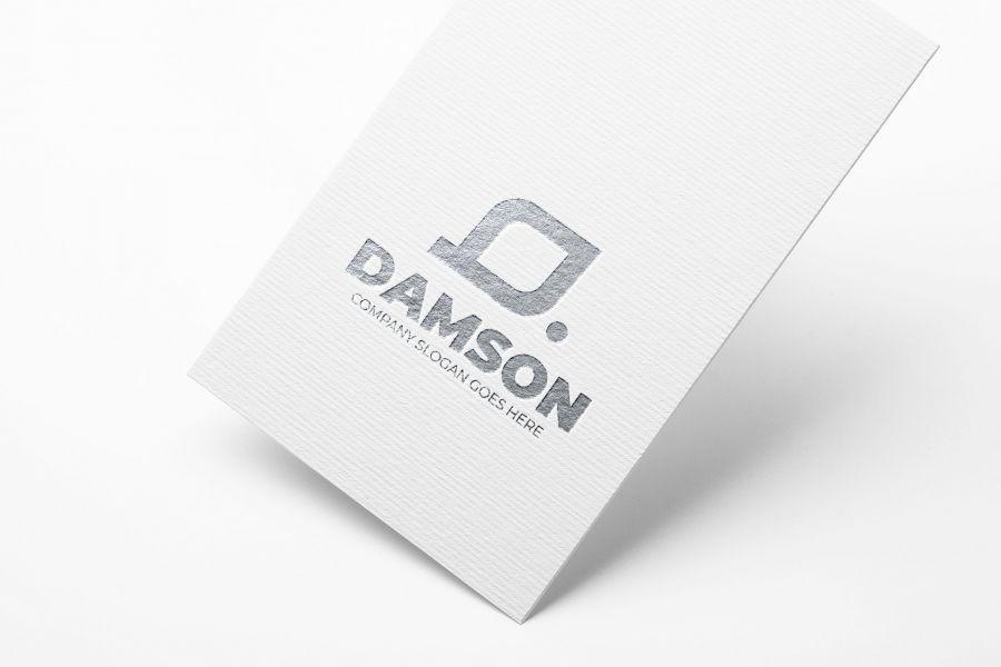 Продаю: Логотип с буквой Д / D