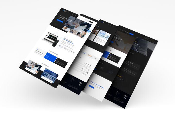 """Разработка сайтов """"под ключ"""" с индивидуальным дизайном - 1280231"""