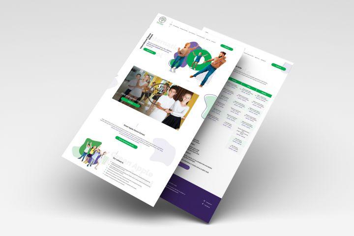"""Разработка сайтов """"под ключ» с индивидуальным дизайном - 1286153"""