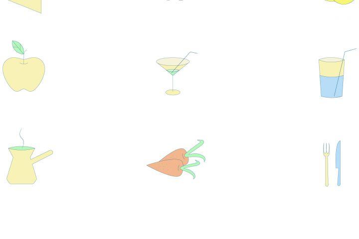 Уникальный дизайн иконок для вашего сайта (от 80 р/ иконка) - 1327070