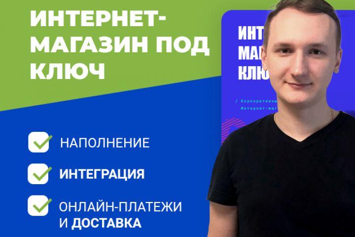 Разработка интернет-магазина под ключ без головной боли - 1345780