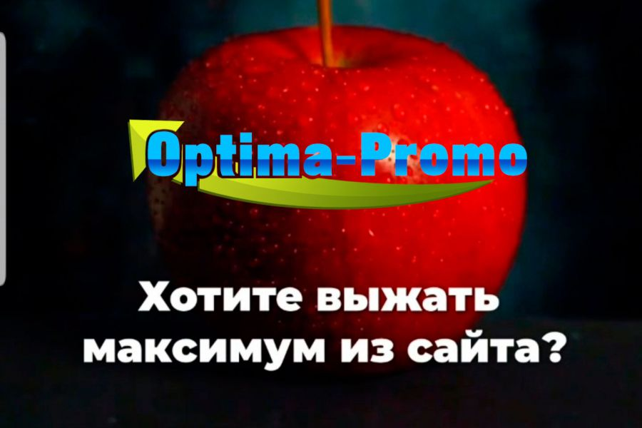 Поисковое продвижение сайта, модернизация 15 000 руб. за 30 дней.