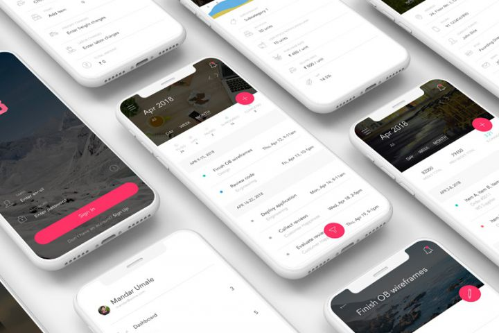 Создание Прототипа Мобильного Приложения для IOS и Android - 1374737