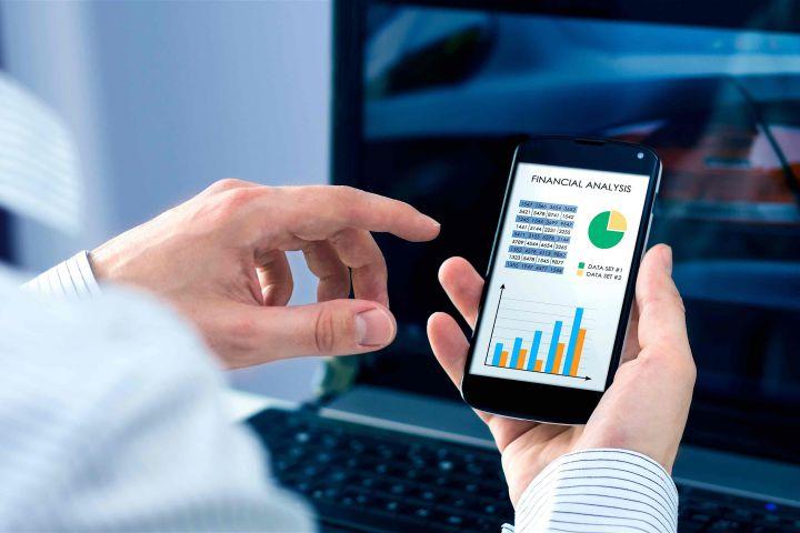 Мобильное Приложение для Бизнеса - 1380864