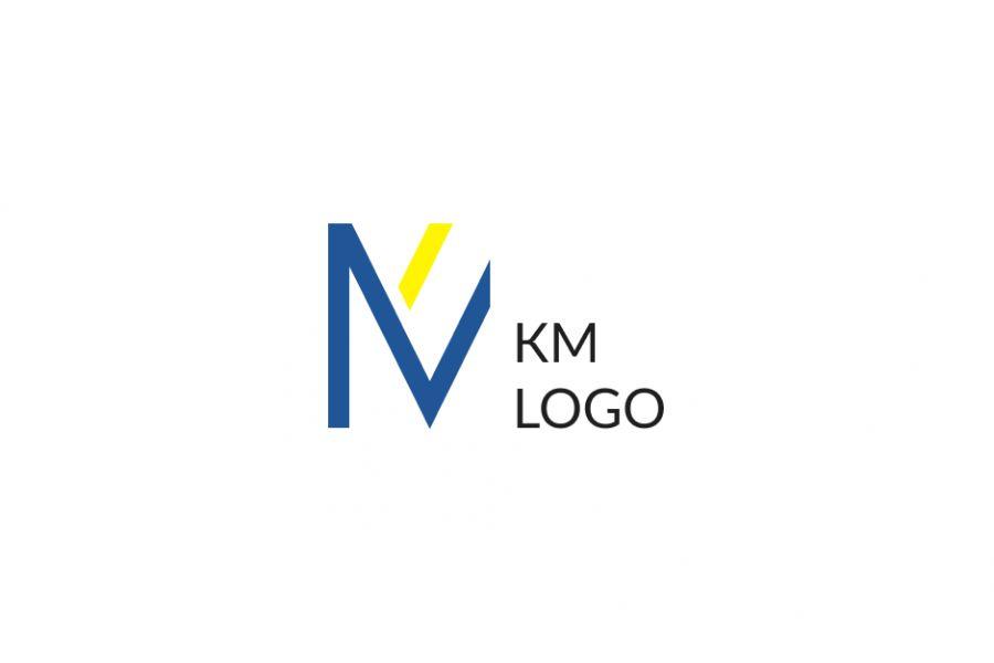 Продаю: лого в виде букв КМ