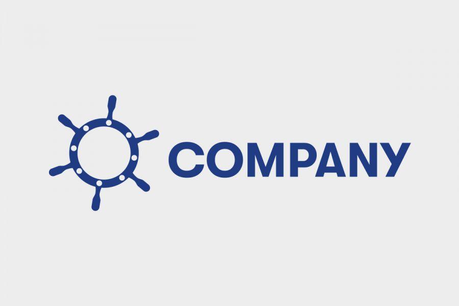 Продаю: Морской логотип